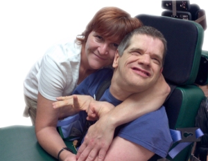 Danny and our Nurse Cindy