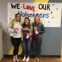 Badger Volunteers