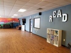 indoor remodel