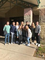 UW- Madison student volunteer group